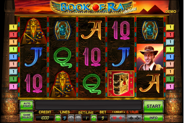 book of ra deluxe 2 casino games