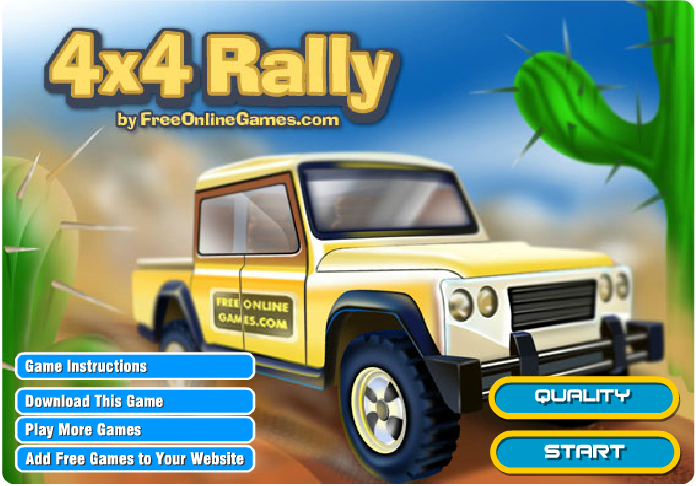 Rally 4x4 - 155 GAMES